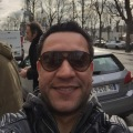 Yousef Yousef, 44, Istanbul, Turkey