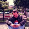 George Chatziioannidis, 36, Solingen, Germany