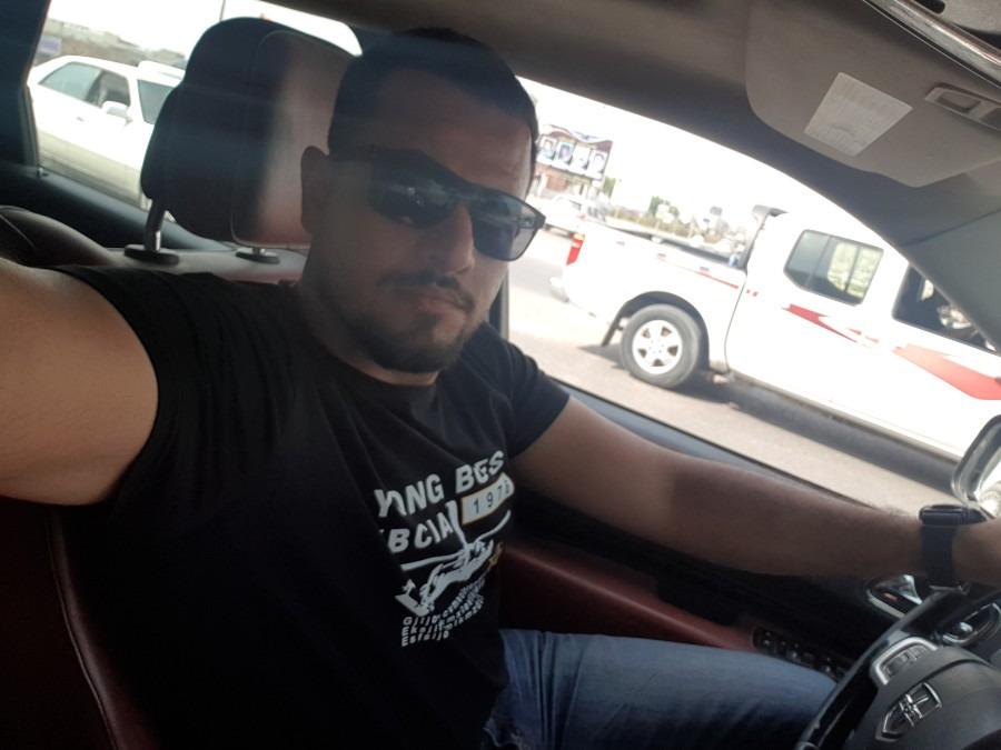 Haider Ibrahim, 31, Basrah, Iraq