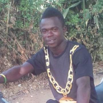 AGYEKUM SAMUEL, 27, Accra, Ghana
