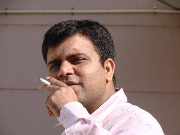 Yogesh Patel, 38, New Delhi, India