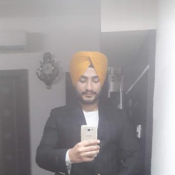 Amardeep singh, 25, New Delhi, India