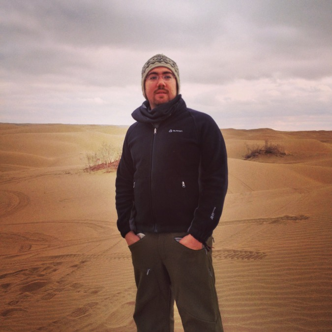 Siavosh, 35, Tehachapi, United States