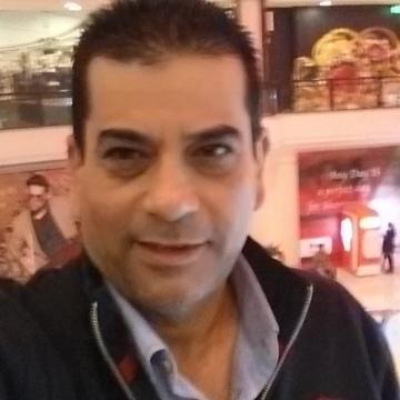 Ayman Hassan, 58, Cairo, Egypt
