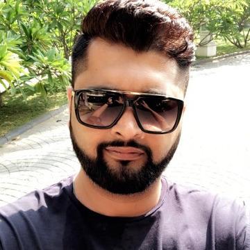 Kirtan Pavar, 36, Ahmedabad, India