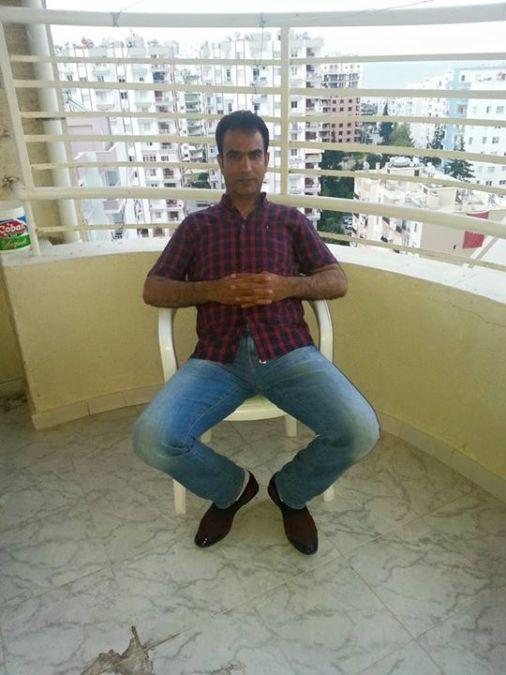 Sedat Edip, 46, Bitlis, Turkey