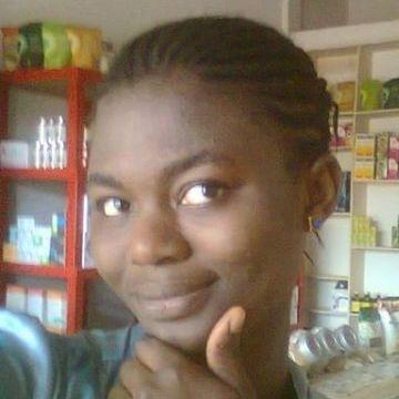 Mercy Attfauh, 28, Accra, Ghana