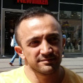 Serhat, 36, Istanbul, Turkey