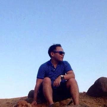 Preetam Kotian, 29, Abu Dhabi, United Arab Emirates