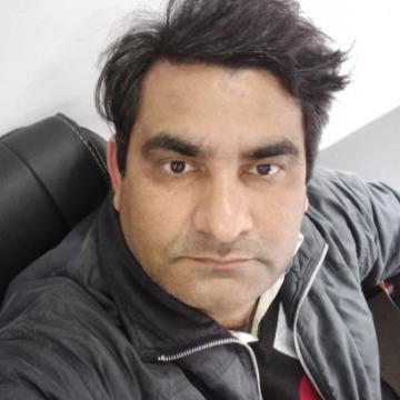 K. P. Panwar, 45, New Delhi, India