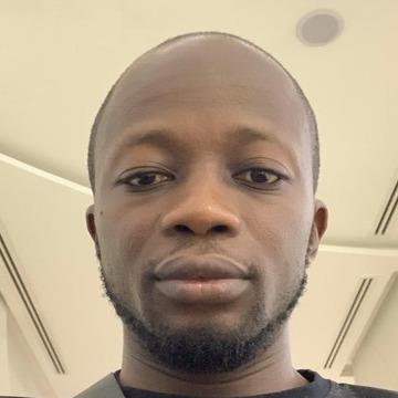 Jones Ojorumi, 38, Lagos, Nigeria