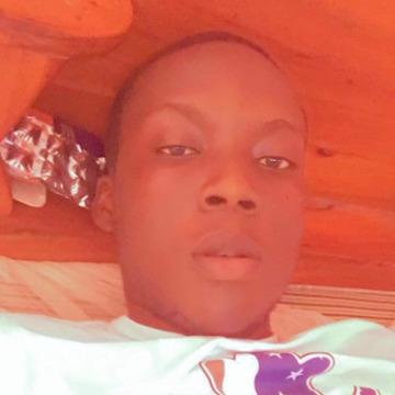 David Bèn, 20, Cotonou, Benin