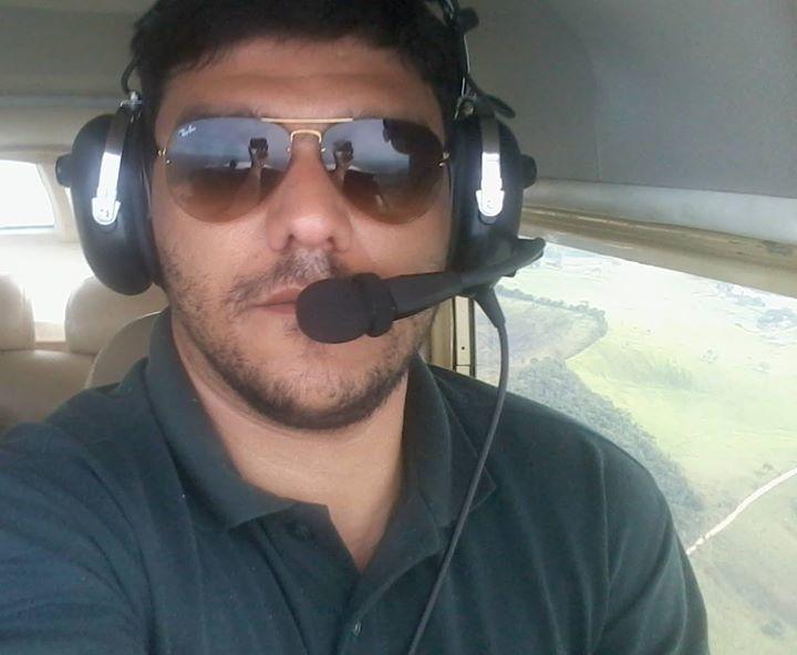 Marcio Muzzi Cabral, 34, Belo Horizonte, Brazil