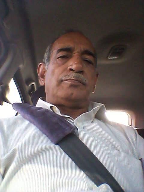 Saeed manhood, 62, Ad Dammam, Saudi Arabia