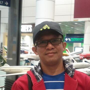 Kamal Bashah, 47, Kuala Lumpur, Malaysia