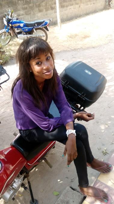 Nesy Amangoua, 32, Bouake, Cote D'Ivoire
