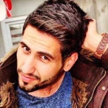 Mustafa Açıkkan, 28, Gaziantep, Turkey