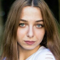 Ekaterina Chernyakovskaya, 20, Minsk, Belarus