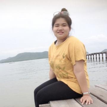 Pim Art Edu, 25, Bangkok, Thailand