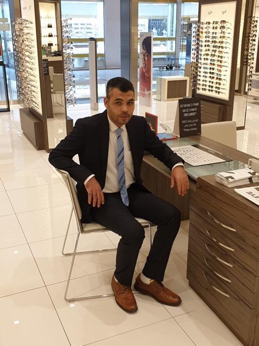 Abou Magdy, 31, Sharjah, United Arab Emirates