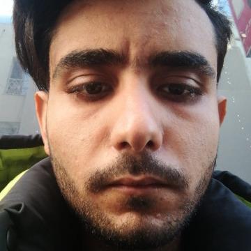 Ali Grab, 22, Bardaw, Tunisia