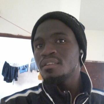 William Benson, 30, Tripoli, Libya