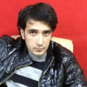 Şehmus İşitmen, 26, Istanbul, Turkey