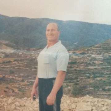 avraam economou, 54, Limassol, Cyprus