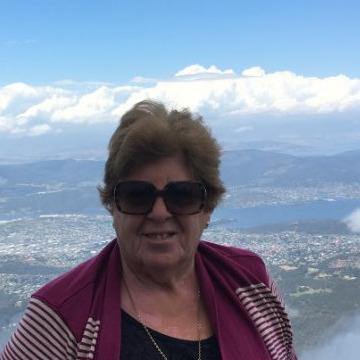MARY KOUFOS, 73, Sydney, Australia