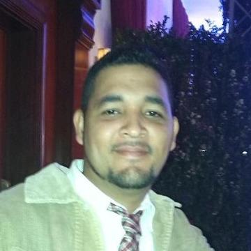 Francisco Vasquez, 33, Caracas, Venezuela
