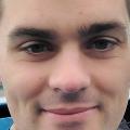 Jake Pullis, 27, New Brunswick, United States