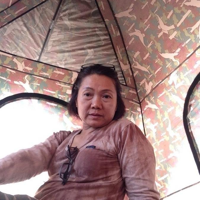 Rungthip Phothisuwan, 57, Bangkok, Thailand