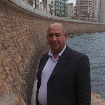 saad, 50, Beyrouth, Lebanon