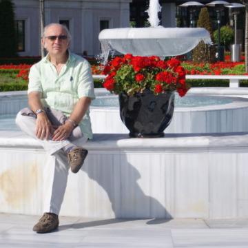 David, 51, Istanbul, Turkey