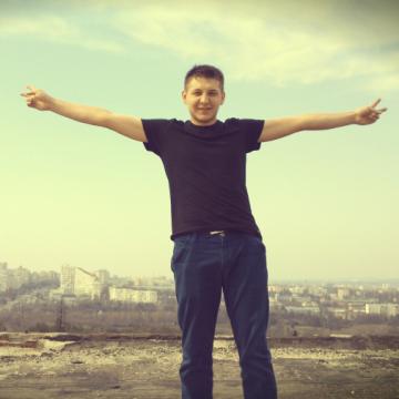 vadim, 23, Moldova Noua, Romania