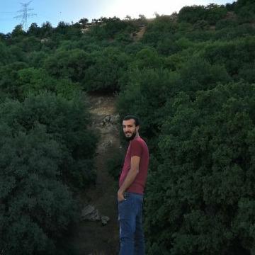 Malek Abumansuor, 28, Amman, Jordan