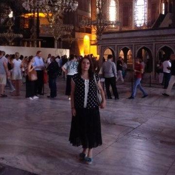 Sevilia Chevik, 40, Tbilisi, Georgia