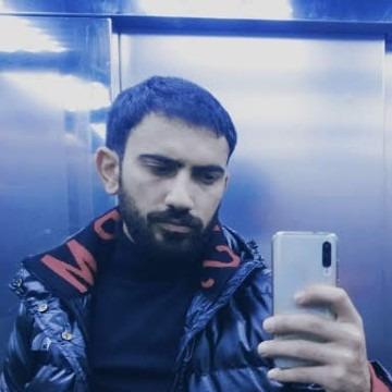 Ramazan Bakhshiyev, 20, Sumgait, Azerbaijan