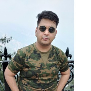 Vishal Gugnani, 26, New Delhi, India