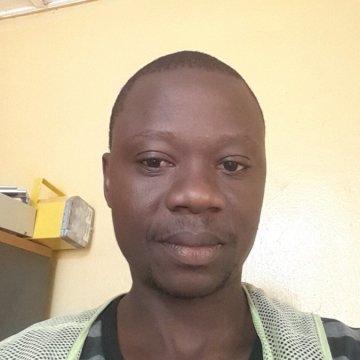Thomas Boakai, 35, Monrovia, Liberia