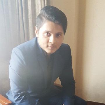 Tushar Yewale, 27, Pune, India