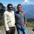 Jayis Vattaparambil, 38, Thimphu, Bhutan