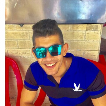 Ahmed Elwan, 20, Cairo, Egypt