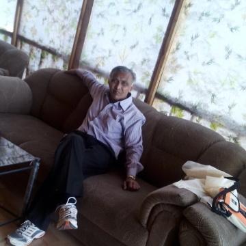 kirit Mody, 69, Mumbai, India