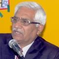Dr SC Biala, 68, Dehradun, India