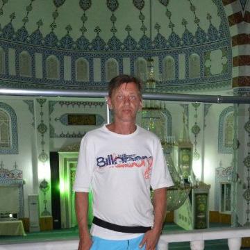 Andrey Krasnov, 52, Murmansk, Russian Federation