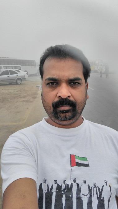 Ani Anilkumar, 35, Sharjah, United Arab Emirates