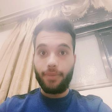 Ahmad, 22, Damascus, Syria