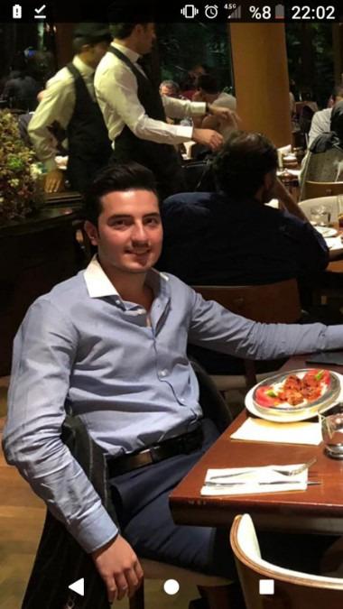Ahmet, 27, Istanbul, Turkey