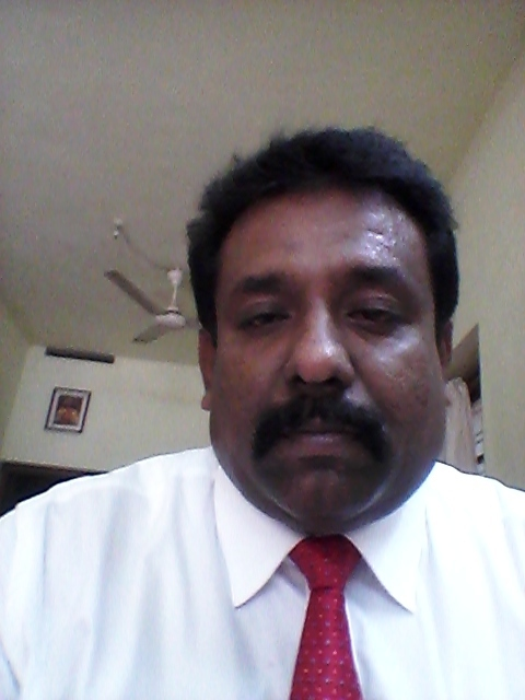 Hans, 49, Salem, India